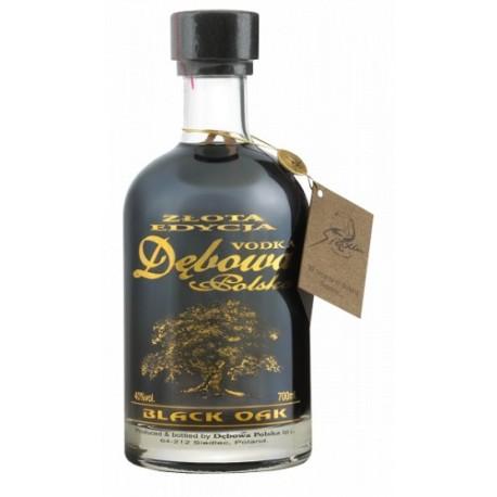 Debowa Polska Black Oak 0,7L - 40% Vol. Alc