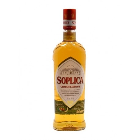 Soplica Haselnuss Wodka 0,5l - 35% vol. alc.