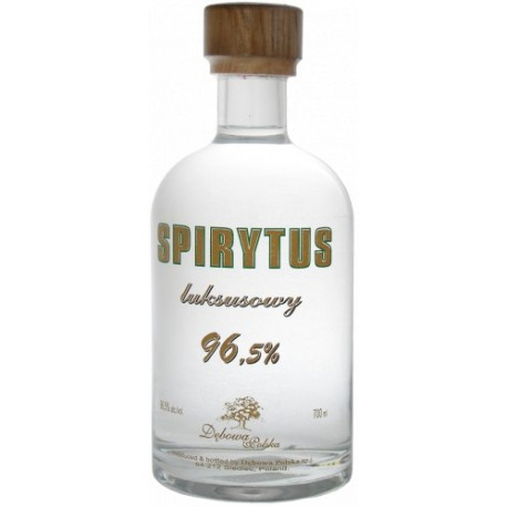 Debowa Polska Spiritus De-Luxe 96,5% vol.alc. - 0,7L