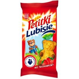 "Lu - ""Petitki Lubisie"" - Erdbeerebärchen 30g"