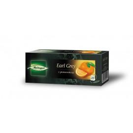 """Schwarzer Tee """"Earl Grey""""mit Orange 20 Beutel"""