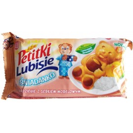 "Lu - ""Petitki Lubisie"" - Frühstück - Füllung mit Aprikosekäse 45g"