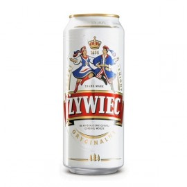 Bier-Zywiec Hell Full 500ml