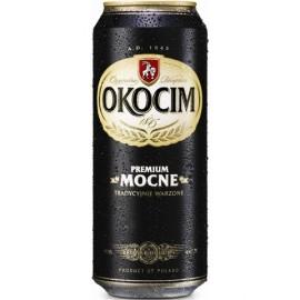 Bier Okocim Mocne (Stark) 0,5l Dose