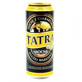 Bier Tatra Mocne (Stark) 0,5l Dose