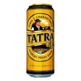 Bier Tatra 0,5l Dose