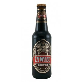 Bier Zywiec Porter 0,33l Flasche