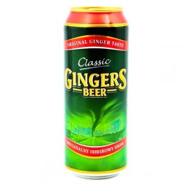 Bier Gingers Ingwer 0,5L Dose