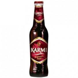 Bier Karmi Himbeere 0,4L Flasche