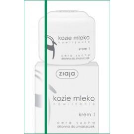 Ziaja - ziegenmilch Creme 1 anfeuchten 50ml