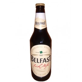 Bier Belfast 0,5l Flasche