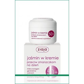 Ziaja - Jasmin Tagescreme 50+ anti - falten 50ml