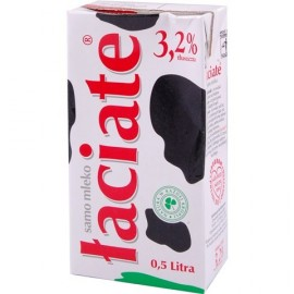Milch ŁACIATE 3,2% Fett - 0,5L
