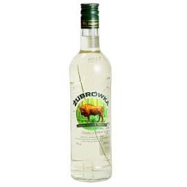 """Wodka Zobrowka """" mit Gras"""" 0,7 l 40% vol. alc."""