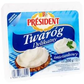 President - SahneQuark delikat (4% Fett) 200g