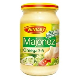 WINIARY-Mayonnaise Omega 3:6 250g