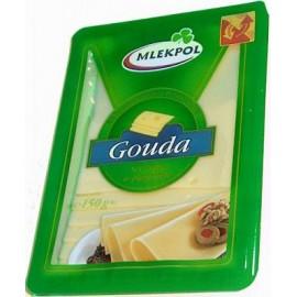 MLEKPOL-Gelbkäse Gouda-Scheiben 150g