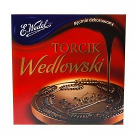 "E.Wedel - ""Torcik Wedlowski"" - Hand-Schmückung Kuchen 250g"