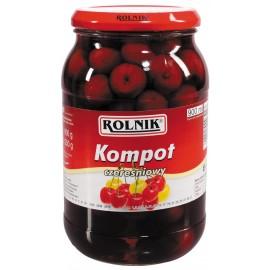 ROLNIK - Süßkirsche Kompott 900g