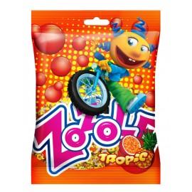 ZOZOLE - aufbrausend Bonbons - Tropen 75g