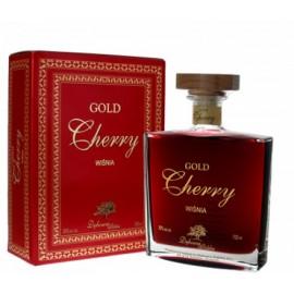 Wodka Dębowa GOLD Cherry 0,5l-30% alc