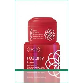 ZIAJA -Rose- Anti_Falten-Creme (Nacht) 50 ml