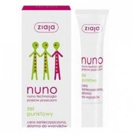 ZIAJA - Nuno- Gel gegen Pickeln 60 ml