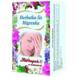 HERBAPOL-Migrenka 20 torebek