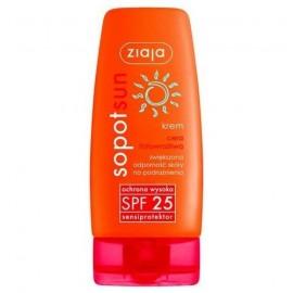Ziaja - sopot sun Sonnenlotion Creme mit SPF25 60ml