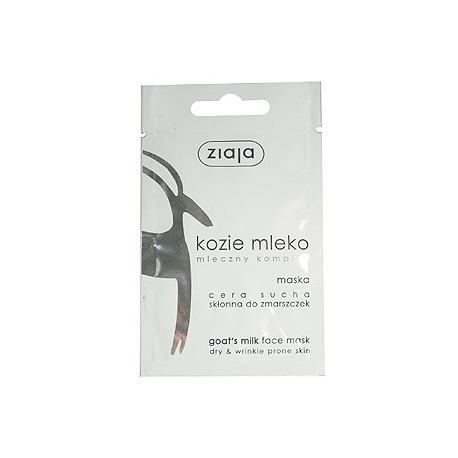 Ziaja - Ziegenmilch Maske 20 Beutel x 7 ml