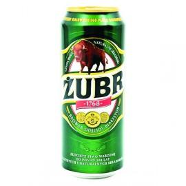 Bier Zubr 0,5l