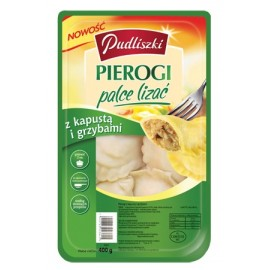 """""""Pierogi"""" mit Kraut und Pilze 400 g"""