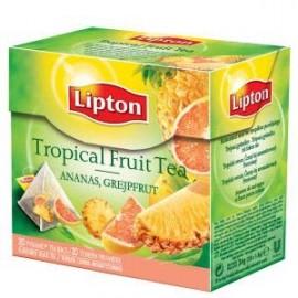 Lipton-Früchtetee 20 beutel Pyramide.