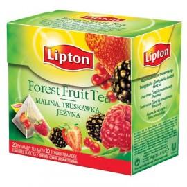 Früchtetee 20 beutel Lipton Pyramide-Waldfrüchte