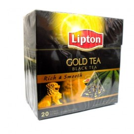 Lipton-GOLD TEA 20 beutel Pyramide.