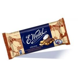 E.Wedel-Schokolade mit Cashew-Nüssen und Kokos