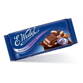 E.Wedel Milchschokolade mit Nüssen und Rosinen