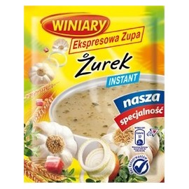 WINIARY-Zurek Suppe
