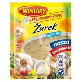WINIARY-Zurek Suppe