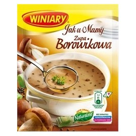 WINIARY-Steinpilz Suppe