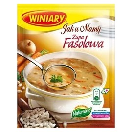 WINIARY- Bohnen Suppe