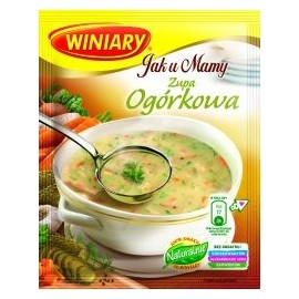 WINIARY-Gurken Suppe