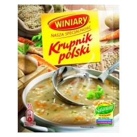 WINIARY-Krupnik Suppe