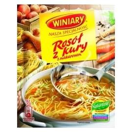 WINIARY-Hühnerbrühe Suppe