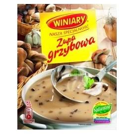 WINIARY-Pilzen Suppe