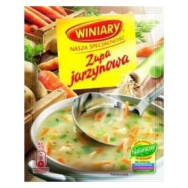 WINIARY- Gemüsen Suppe