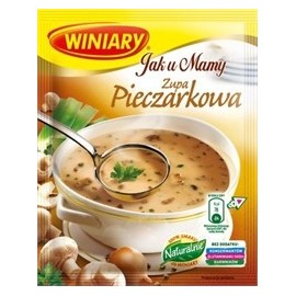 WINIARY-Champignons Suppe
