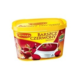 WINIARY-Rote bete Suppe