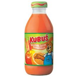 KUBUS-Karotten-Orange-Apfel