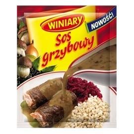 WINIARY-Pilzsosse